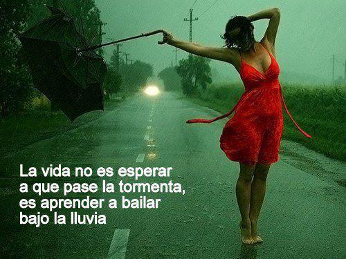 Ven A Bailar Al Compás De La Lluvia Recreâre Danza Tu Vida