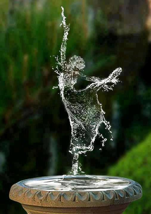 xx danza agua